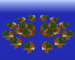 SkyWars Map - Orcs Minecraft Map & Project