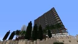 Apartment building Minecraft Map & Project