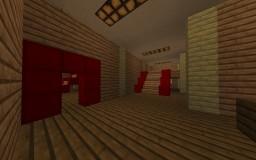 -*The SplatterHouse*- [Digital Paintball: 2] Minecraft Map & Project
