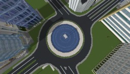 Welcome Monument, Jakarta Minecraft Map & Project
