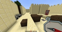 Dust2 PVP Arena Minecraft Map & Project