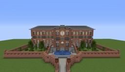 Red Palace Minecraft Map & Project