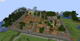 Nation of Novik - Survival Map Minecraft Map & Project