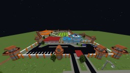 Jailbreak (Roblox) Minecraft Map & Project