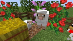 Better Vanilla Babies 1.5.1 (Optifine) Minecraft Texture Pack