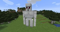 Better 1.15 Golems (Also for OptiFine F4!) Minecraft Texture Pack