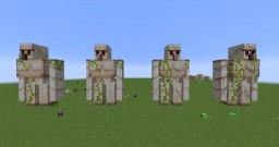 Golem Tweaks 1.15+ Minecraft Texture Pack
