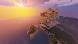 Cathedral of Algheriai (Server Build) Minecraft Map & Project