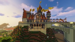 Church And Bastion Minecraft Map & Project