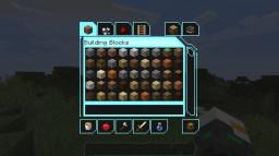 Futuristic UI [1.12, 1.14, 1.15, 1.16] Minecraft Texture Pack