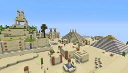 Desert Kingdom Minecraft Map & Project