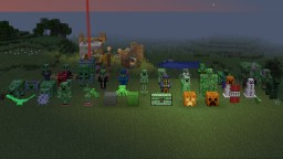 Creeper Aw Man Pack Minecraft Texture Pack