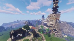 Phabertasy Kingdom Minecraft Map & Project