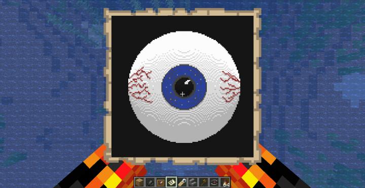 Popular Server Project : Bloodshot Eyeball