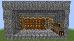 automatic Cookiemaker Minecraft Map & Project