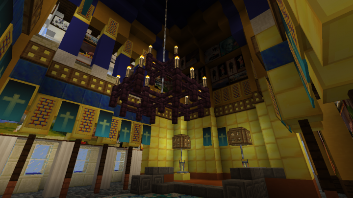 King's Throne Room