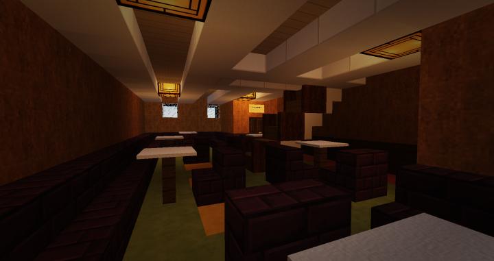 1st class lower saloon