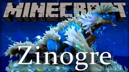 Zinogre Monster Hunter Minecraft Map & Project