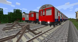 Real Train Mod Map FINAL RELEASE 1.7.10 Minecraft Map & Project