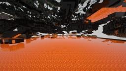 The Floor is Lava [Hardcore] [Rising Lava World] 1.14.4 Minecraft Map & Project