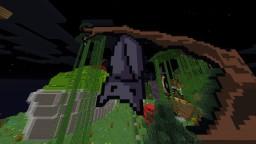 Bat / Fledermaus Pixel Art Minecraft Map & Project