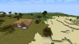 Vacation Minecraft Map & Project