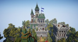 Paradoxical Castle ( Spawn  ) Minecraft Map & Project