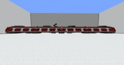 BR ET430 S-Bahn Minecraft Map & Project