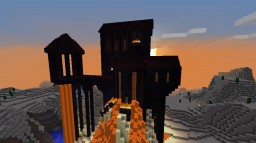 Haunted castle Minecraft Map & Project