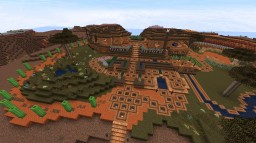 The Red Plateau Minecraft Map & Project