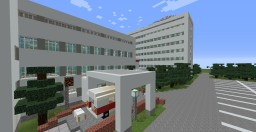 Typical Russian hospital Minecraft Map & Project