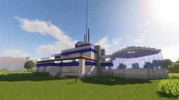 Small laboratory Minecraft Map & Project