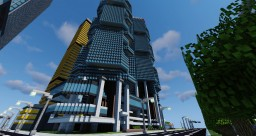 Lippo Centre Minecraft Map & Project