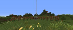 Endgame Survival World Minecraft Map & Project