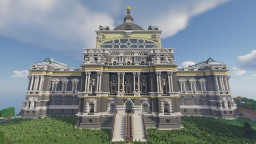 Redstone library Minecraft Map & Project