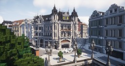   Berlin 19th inspired building   Minecraft Map & Project
