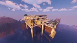SRGTSadistic's Ocean Oasis [New City Update] [VERSION 1.1.4] Minecraft Map & Project