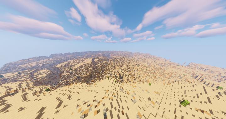 Desert Cracks Pass