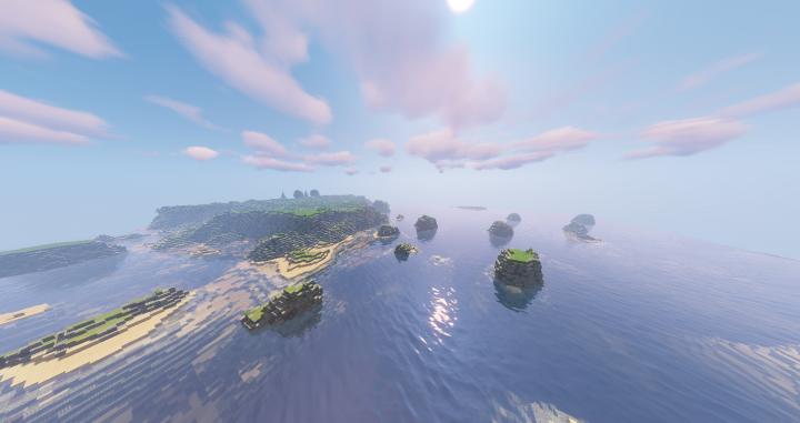 Coast Islands