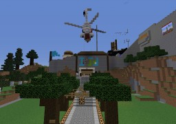 Project Redstoneworld Minecraft Map & Project