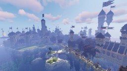 The free hanseatic City of Nimgard [full RP type map] Minecraft Map & Project