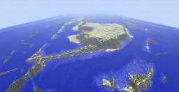 Aris Atoll (The Fantasy Naval Strategic Island) Minecraft Map & Project