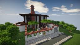 Mansão Moderna | 1.14.4 CH33TOS Minecraft Map & Project