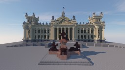 The Palace of Reichtag | Bundestag by Mazarin Minecraft Map & Project