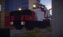 Tatra 815 Cement Mixer Truck Minecraft Map & Project