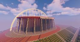 "Epic Stadium ""PhantasiaDome"" by PhantasiaWorld Minecraft Map & Project"