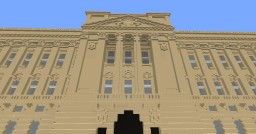 Buckingham Palace by Carolus-Magnus Minecraft Map & Project