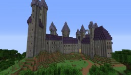 Gray Rock Castle Minecraft Map & Project