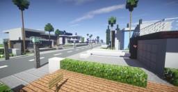 Modern Neighborhood (Special Edition) Minecraft Map & Project