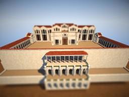 Building Rome, Titus' Bath Minecraft Map & Project